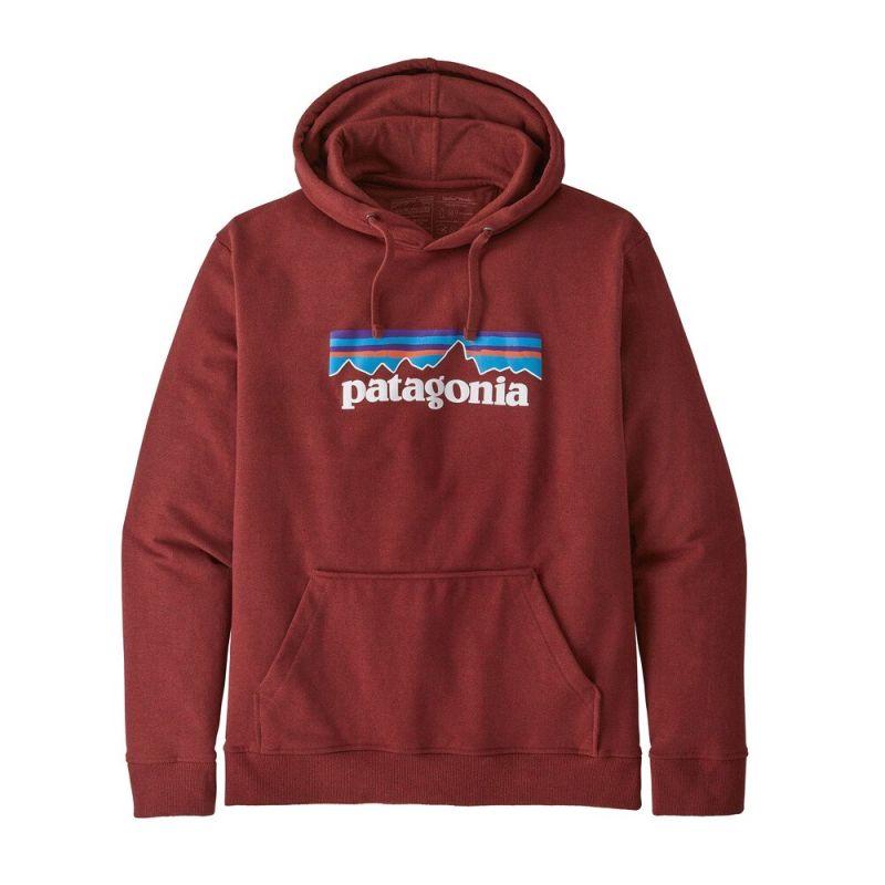 Толстовка Patagonia P-6 Logo Uprisal Hoody Sediment