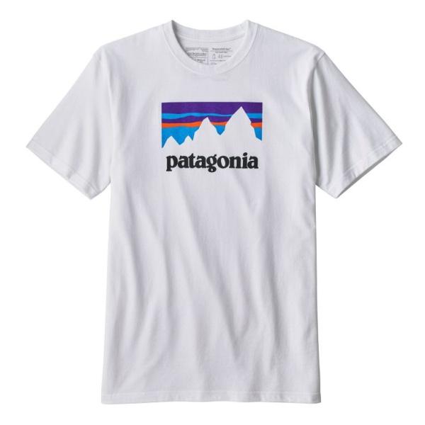 Футболка Patagonia Patagonia Shop Sticker Responsibili-Tee трекинговые кроссовки patagonia
