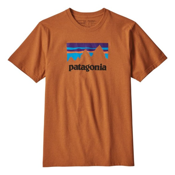 Футболка Patagonia Patagonia Shop Sticker Responsibili-Tee