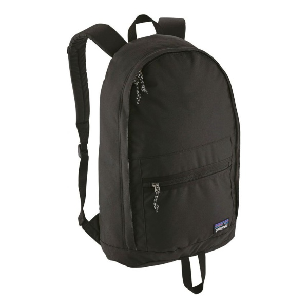Фото - Рюкзак Patagonia Patagonia Arbor Day Pack 20L черный 20л polyester yarns material reflective shoelaces orange 2 pair pack