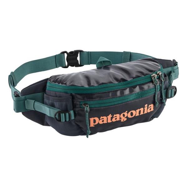 Сумка на пояс Patagonia Patagonia Black Hole Waist Pack темно-синий ONE
