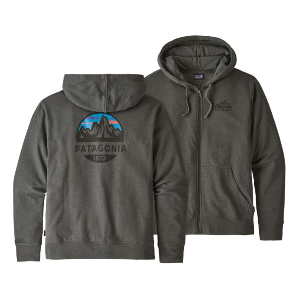 Толстовка Patagonia Patagonia Fitz Roy Scope LW Full-Zip Hoody флисовая толстовка patagonia pata men s r2 jacket
