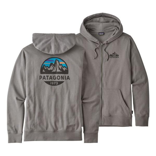 Толстовка Patagonia Patagonia Fitz Roy Scope LW Full-Zip Hoody цены