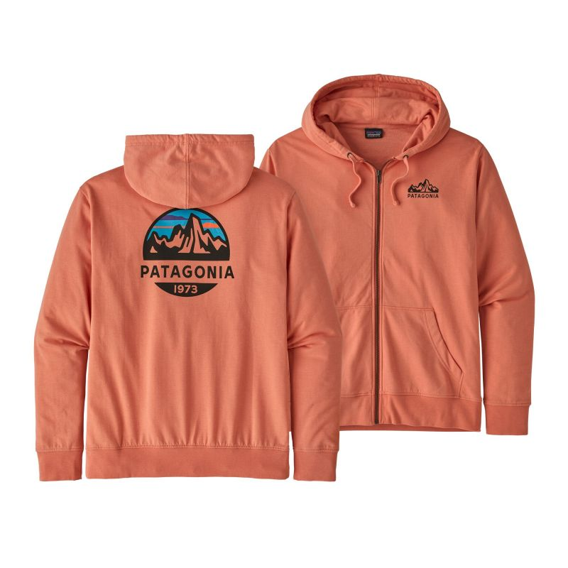 Толстовка Patagonia Patagonia Fitz Roy Scope Lightweight Full-Zip Hoody куртка patagonia patagonia fitz roy down parka женская