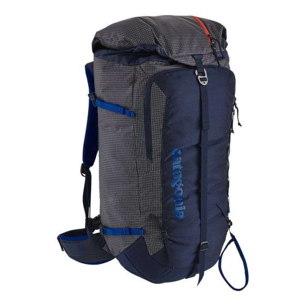 Рюкзак Patagonia Patagonia Descensionist Pack 40L темно-синий L шорты patagonia patagonia all wear shorts мужкие