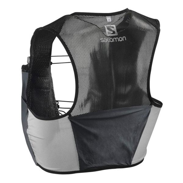 Рюкзак Salomon Salomon S-Lab Sense 2 Set черный L рюкзак salomon salomon s lab adv skin 5 set красный m l