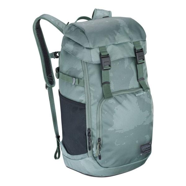 купить Рюкзак EVOC Evoc Mission Pro 28L зеленый ONE(50X28X20CM) дешево