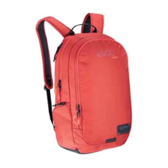 Рюкзак EVOC Evoc Street 25L красный 25л кошелек для документов evoc evoc travel case разноцветный one 24x14x1 5cm