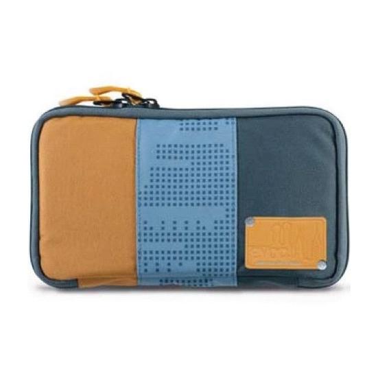 Кошелек для документов EVOC Evoc Travel Case разноцветный ONE(24X14X1.5CM) pink dandelion design кожа pu откидной крышки кошелек для карты держатель для samsung j5prime