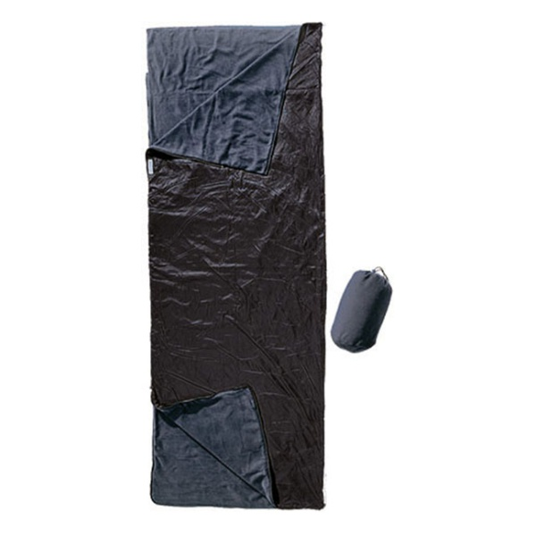 Спальник Cocoon Cocoon Outdoor Blanket черный 220X80CM