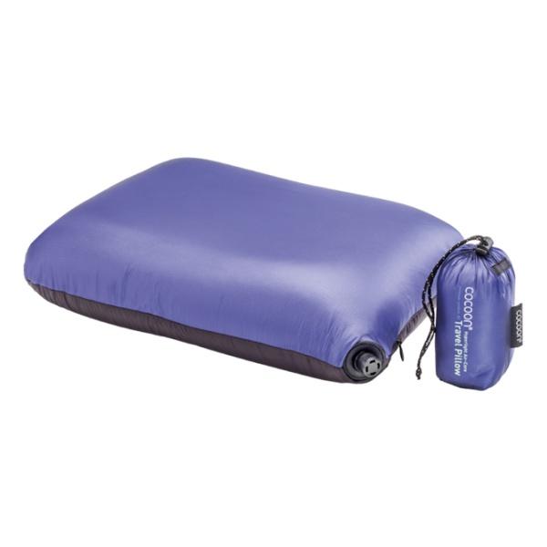 Подушка Cocoon Cocoon Air Core Pillow Hyperlight синий 33X43CM