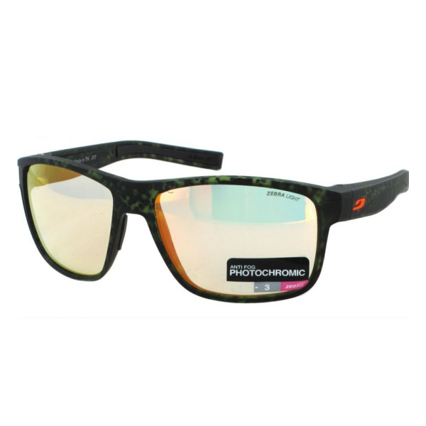 очки julbo julbo run zebra light fire черный Очки Julbo Julbo Renegade хаки