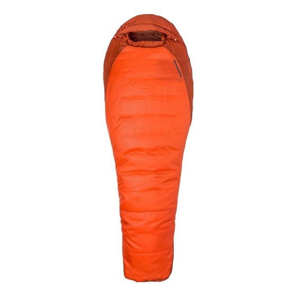 Спальник Marmot Marmot Trestles 0 Long темно-оранжевый LH цена