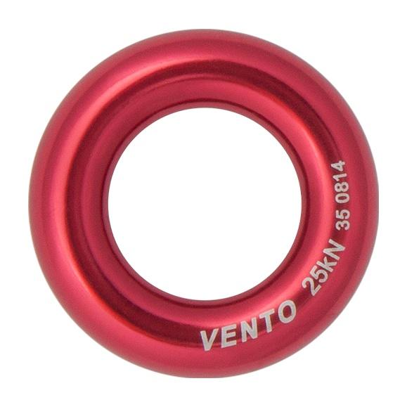 Кольцо дюльферное Vento Венто 25кН дюраль