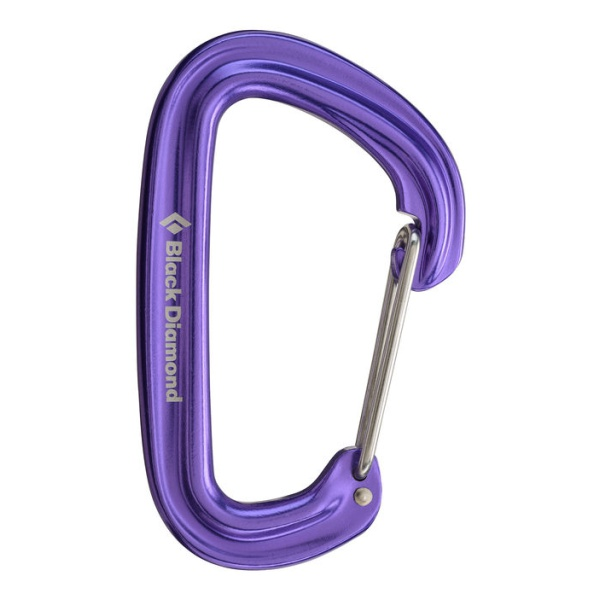 Карабин Black Diamond   Neutrino Carabiner фиолетовый