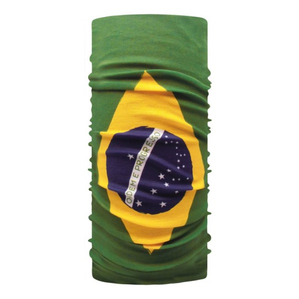Бандана BUFF Buff Original Buff Flag Brazil 53/62CM цена