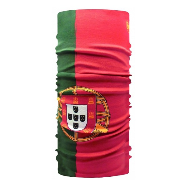 Бандана BUFF Buff Original Buff Flag Portugal 53/62CM бандана buff polar skank black 107840 00
