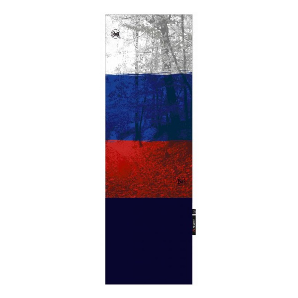 Бандана BUFF Buff Polar Buff Buff Russian Flag Polar 53/62CM бандана buff buff reversible polar lao светло бежевый 53 62cm