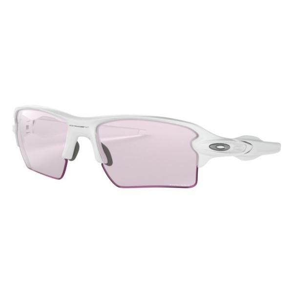 Очки Oakley Oakley Flak 2.0 XL белый солнцезащитные очки oakley 0oo9009 12 79