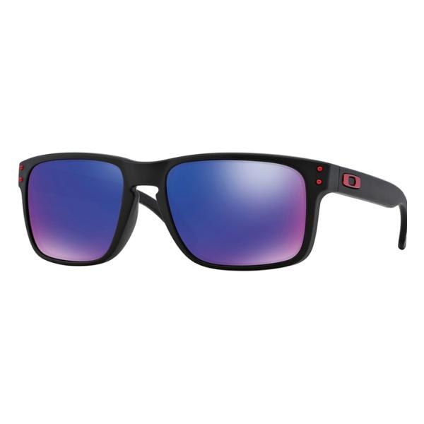 Очки Oakley Oakley Holbrook черный солнцезащитные очки oakley 0oo9009 12 79