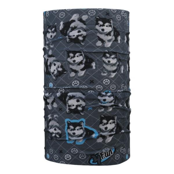 Бандана 4FUN 4FUN Husky ONE бандана 4fun 4fun thermal pro wolf blue синий