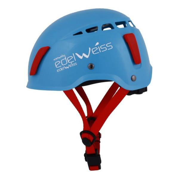 Каска Edelweiss Edelweiss Vertige Junior темно-голубой 48X58CM