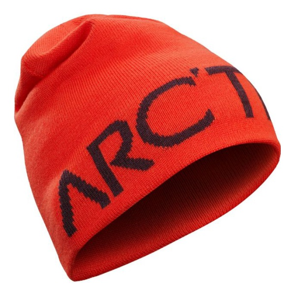 Шапка Arcteryx Arcteryx Word Head Long Toque темно-оранжевый ONE кепка arcteryx arcteryx patch trucker оранжевый