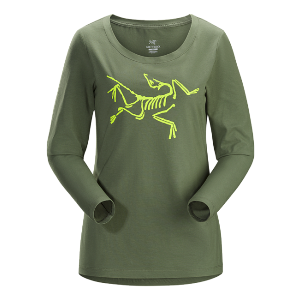 Футболка Arcteryx Arcteryx Archaeopteryx LS T-Shirt женская arcteryx elaho button down ls l06574800
