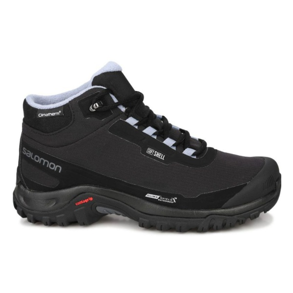 Ботинки Salomon Salomon Shelter CS WP женские ботинки salomon ботинки shoes shelter spikes cs wp black bk ptr