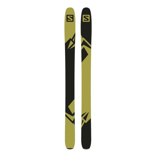 Купить Горные лыжи Salomon N QST 118