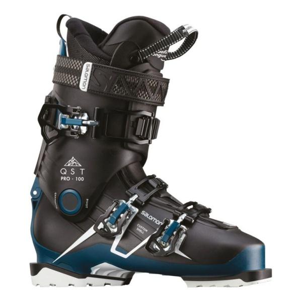 Горнолыжные ботинки Salomon Salomon QST PRO 100 salomon ботинки горнолыжные salomon x pro 110 размер 44