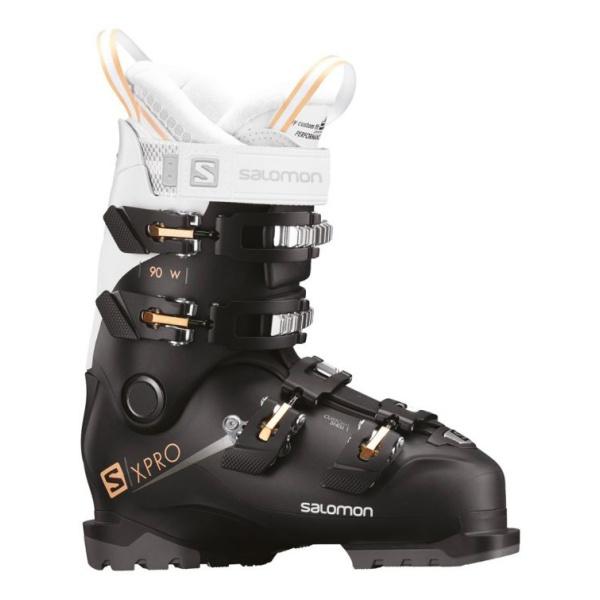 Купить Горнолыжные ботинки Salomon X Pro 90 женские