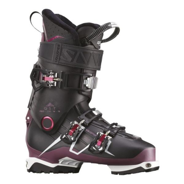 Горнолыжные ботинки Salomon Salomon QST PRO 110 TR W salomon ботинки горнолыжные salomon x pro 110 размер 44
