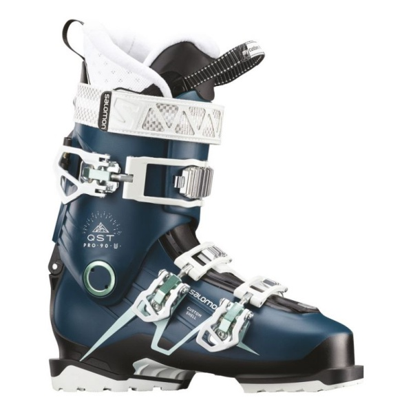 Купить Горнолыжные ботинки Salomon QST Pro 90 женские