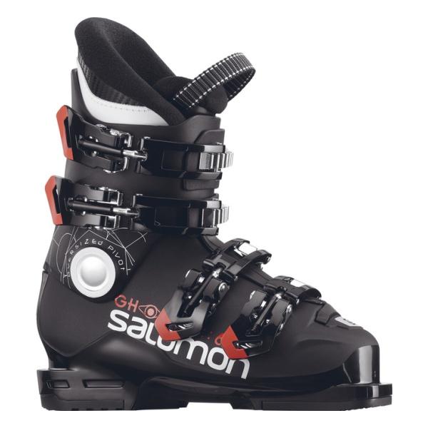 цена Горнолыжные ботинки Salomon Salomon Ghost 60T L детские онлайн в 2017 году