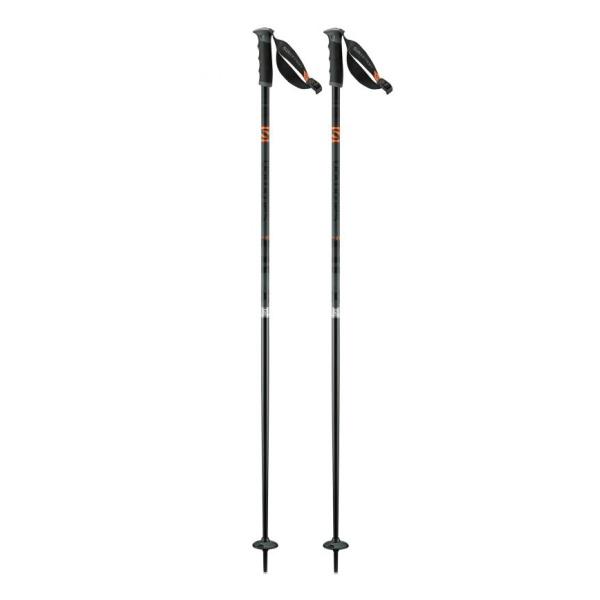 цена Горнолыжные палки Salomon Salomon X 10 S3 черный 125 онлайн в 2017 году