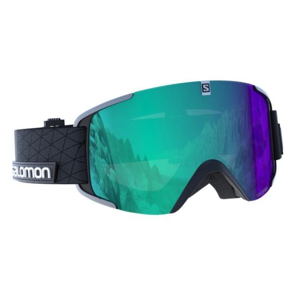 цены Горнолыжная маска Salomon Salomon Xview Photo черный