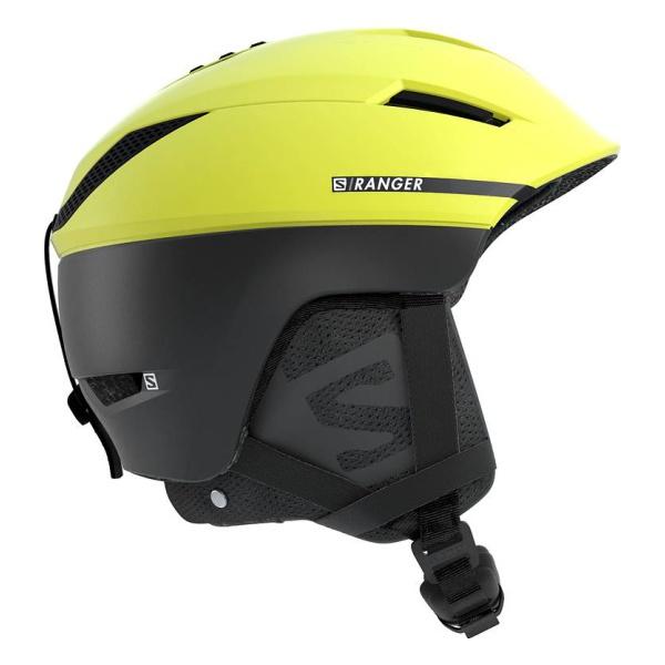 Горнолыжный шлем Salomon Salomon Ranger2 C.Air желтый L ultra loud bicycle air horn truck siren sound 120db