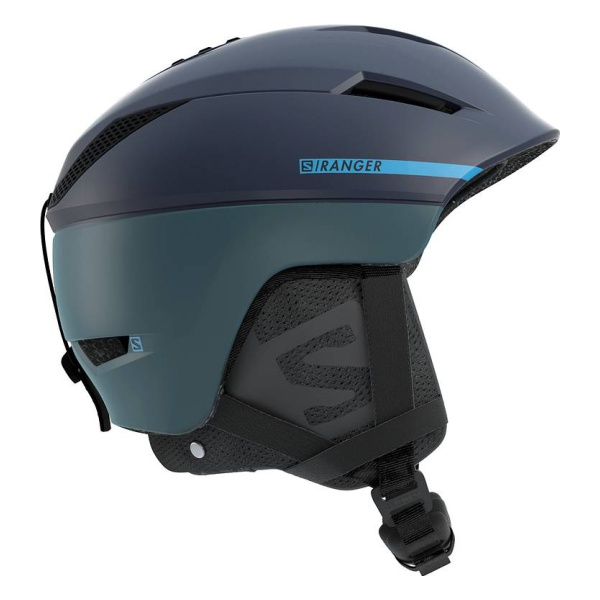 Горнолыжный шлем Salomon Salomon Ranger2 C.Air темно-синий L ultra loud bicycle air horn truck siren sound 120db
