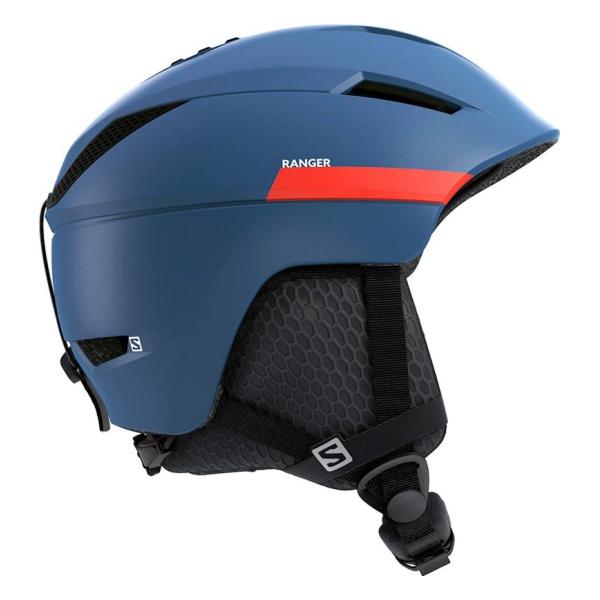 Горнолыжный шлем Salomon Salomon Ranger2 темно-синий XL