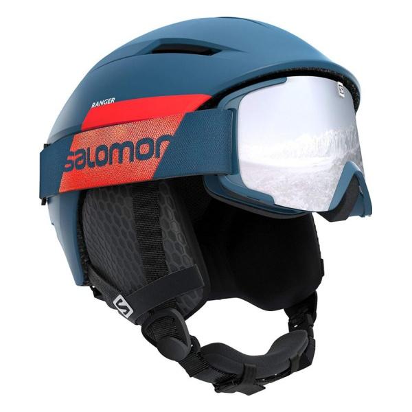 Купить Горнолыжный шлем Salomon Ranger2