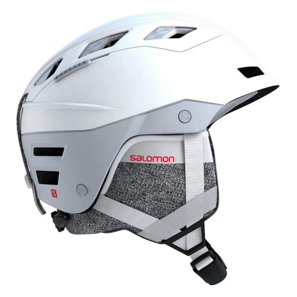 Купить Горнолыжный шлем Salomon QST Charge женский