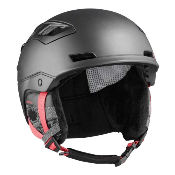 Купить Горнолыжный шлем Salomon QST Charge W