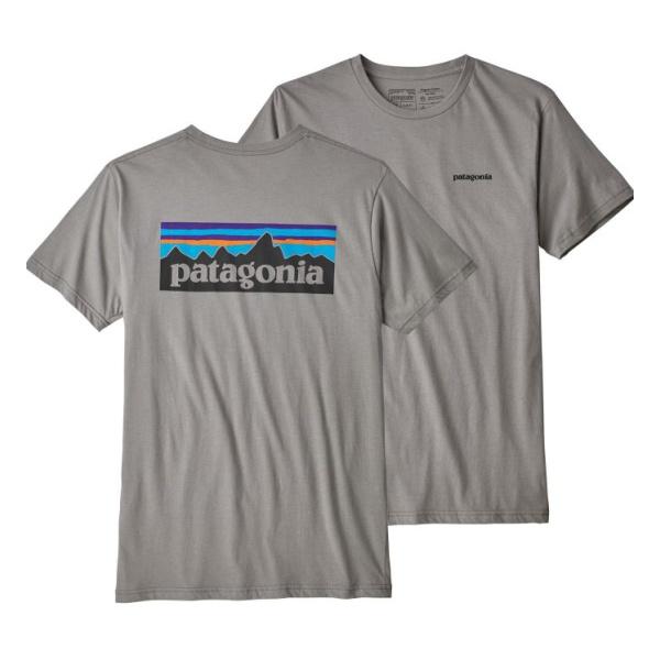 Футболка Patagonia Patagonia P-6 Logo Organic T-Shirt