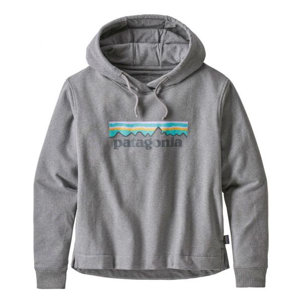 Толстовка Patagonia Patagonia Pastel P-6 Logo Uprisal Hoody женская куртка patagonia patagonia down sweater hoody