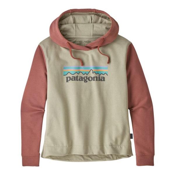 Толстовка Patagonia Patagonia Pastel P-6 Logo Uprisal Hoody женская футболка patagonia patagonia l s pastel p 6 logo responsibili tee женская