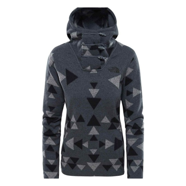 Пуловер The North Face The North Face Crescent Hoody Pullower женский vintage embossed crescent drop earrings