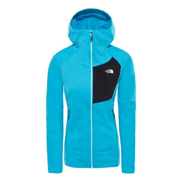 Куртка The North Face The North Face Impendor Windwall Hoodie женская куртки