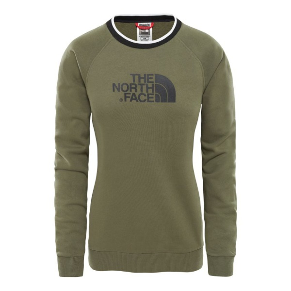 Толстовка The North Face The North Face Redbox L/S женская рубашка the north face the north face l s desercana top женская