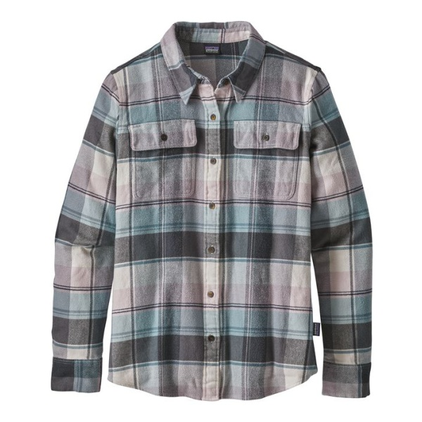 Рубашка Patagonia Patagonia L/S Fjord Flannel женская брюки patagonia patagonia flannel lined straight fit jeans